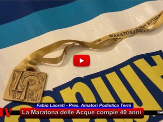 La Maratona delle Acque compie 40 anni e la Cascata ringrazia