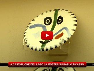 Oltre 1500 visitatori in tre giorni alla mostra di Picasso a Castiglione del Lago