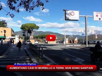 Aumentano casi di morbillo all'ospedale di Terni, altri tre, non sono sanitari
