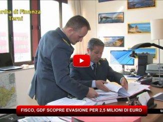 Guardia di Finanza scopre evasione per 2,5 milioni di euro