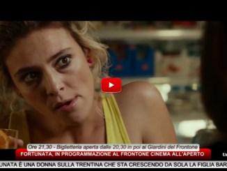 Fortunata di Sergio Castellitto in programmazione al Frontone Cinema all'aperto