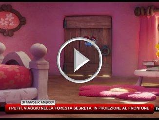 I Puffi a Frontone Cinema di Perugia il 27 luglio 2017