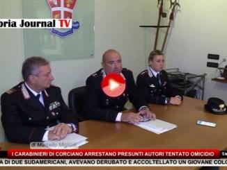 Accoltellato a Perugia per rubargli il cellulare, arrestati in due