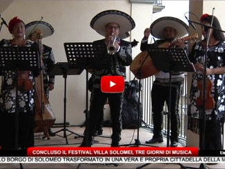 Concluso il Festival Villa Solomei, tre giorni di musica stupendi