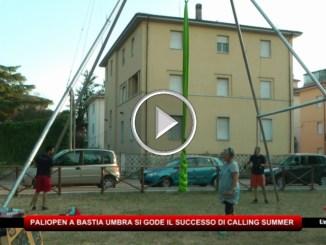 Bastia Umbra, PaliOpen si gode il successo di Calling Summer
