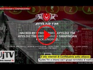 Attacco hacker sito Confindustria, Ayyildiz Tim, ecco chi sono