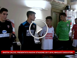 Un Bastia calcio dal cuore grande, ecco le nuove maglie e i giocatori