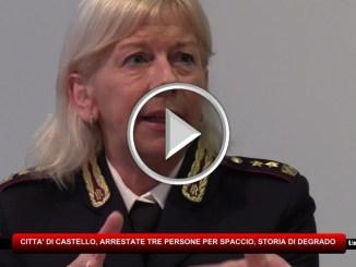 Droga, spaccio e degrado in una casa a Città di Castello, arrestati