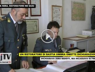Evade fisco per oltre 400 mila euro, nei guai ristoratore di Bastia Umbra