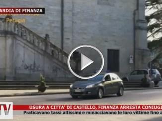 Finanza Città di Castello arresta coniugi violenti per usura