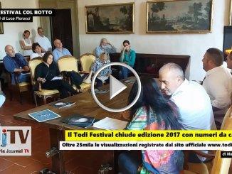 Todi Festival 2017, i numeri di un'edizione di successo