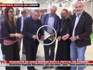 Wonder Ways in Assisi, fino al 24 settembre al Palaeventi di Santa Maria
