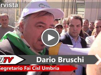 Vertenza Colussi intervista con Dario Bruschi, segretario regionale FAI Cisl