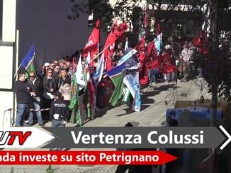 Speranza per lavoratori Colussi, azienda ribadisce rilancio sito Petrignano