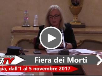 Dall'1 al 5 novembre a Perugia torna la Fiera dei Morti