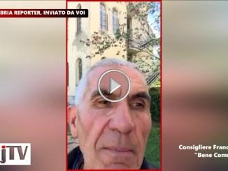 Il consigliere comunale di Deruta, Franco Battistelli, chiede maggiore attenzione per le frazioni