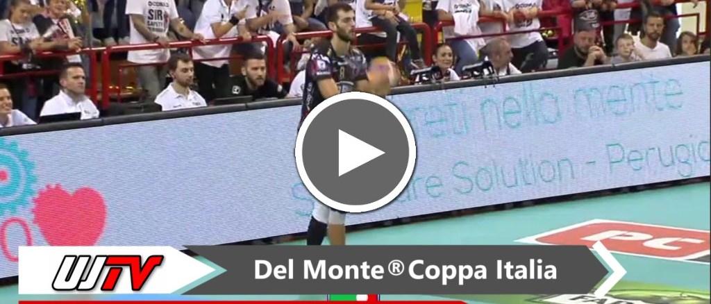 Volley, Sir Safety Conad Perugia, mercoledì replay con Padova