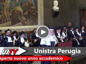 Aperto il 92esimo anno dalla fondazione dell'Università per Stranieri di Perugia