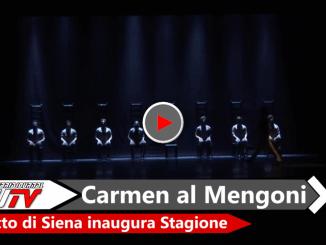 Magione, al Teatro Mengoni venerdì 10 novembre Carmen, el Traidor