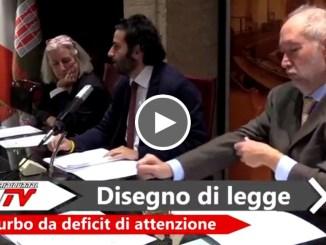 Disturbo da deficit di attenzione, illustrata la proposta di legge di Giacomo Leonelli