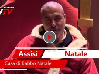 Natale ad Assisi, video intervista con Eugenio Guarducci