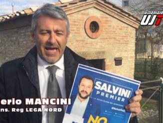 Manifestazione a Roma, contro lo Ius Soli, la Lega Nord Umbria c'è