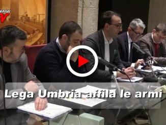 Lega Umbria, ecco il bilancio dell'anno appena trascorso, il video