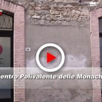 Centro Polivalente delle Monache, il video dell'inaugurazione
