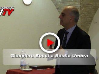 Politiche 2018, scegliere competenza, Bocci a Bastia Umbra