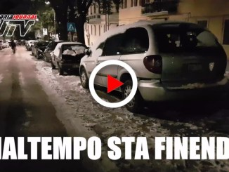 Ancora neve in umbria, ma il maltempo sta finendo temperature in aumento