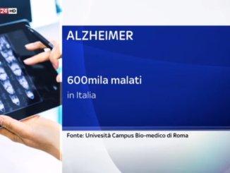 Alzheimer, scoperto perché degenera l'ippocampo