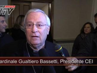 Politiche 2018, Cardinale Gualtiero Bassetti al futuro governo, intervista