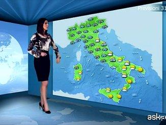 Previsioni meteo per sabato, 31 marzo, forte perturbazione sta per colpire l'Italia