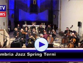 Umbria Jazz Spring a Terni, Fresu, Sollima e orchestra, ecco le immagini della prima serata