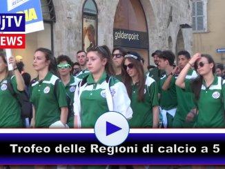 Perugia, il 57esimo Torneo delle regioni di Calcio a 5