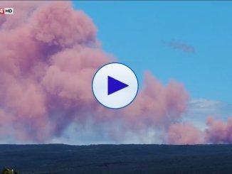 Hawaii, erutta il vulcano Kilauea, migliaia lasciano case