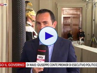 Verso il governo, il presidente Sergio Mattarella prende tempo