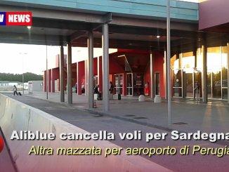 Aliblue cancella anche voli per Sardegna, aeroporto declina ogni responsabilità