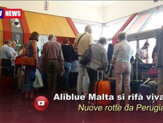 Aliblue Malta si rifà viva, spuntano con voli per Cagliari e Trapani