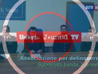 Telegiornale del 23 giugno 2018 Umbriajournal TV
