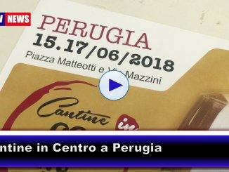 Ritorna Cantine in centro Perugia, happy summer 2018!