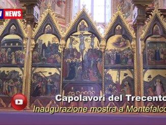 Capolavori del Trecento, inaugurata a Montefalco una grande mostra