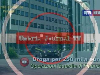 Telegiornale del 20 giugno 2018 Umbriajournal TV