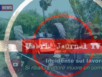 Il telegiornale dell'Umbria del 29 giugno 2018, Umbria Journal TV