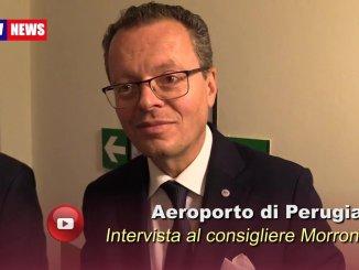 Aeroporto Perugia, per Morroni, il tema va affrontato