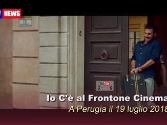 Io c'è di Alessandro Aronadio al Frontone Cinema all'aperto di PerugiaIo c'è di Alessandro Ar