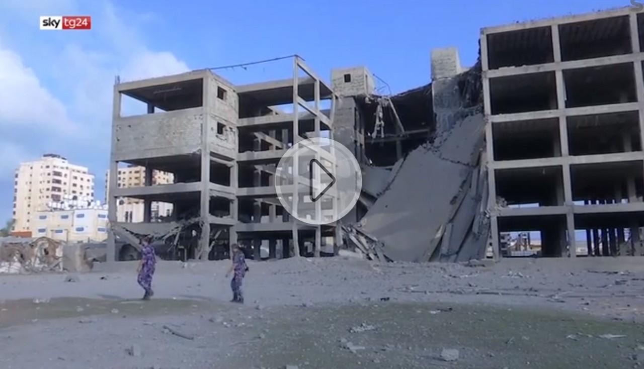 Gaza, scatta la tregua tra Israele e Hamas ma è una tregua armata