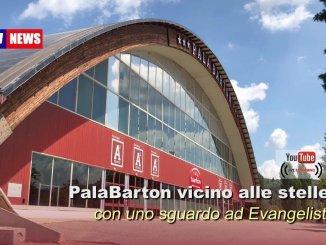 Perugia, le novità del nuovo naming del Palabarton