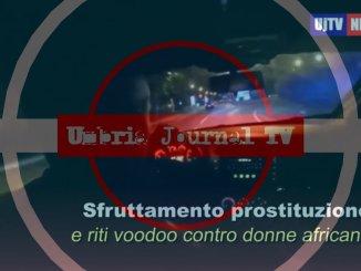 Telegiornale dell'Umbria del 12 luglio 2018, Umbria Journal TV