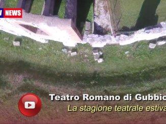 Teatro Romano di Gubbio, 4 gli spettacoli della stagione estiva
